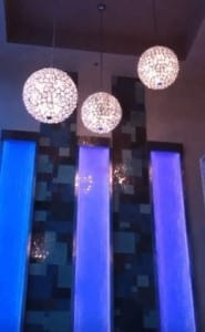 Custom Bubble Walls Lobby Water Wall Features Austin Texas