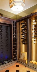 Private Residence   Wine Room