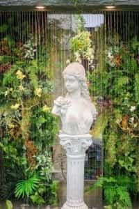 Creating An Inviting Ambiance With Rain Curtain Water Features